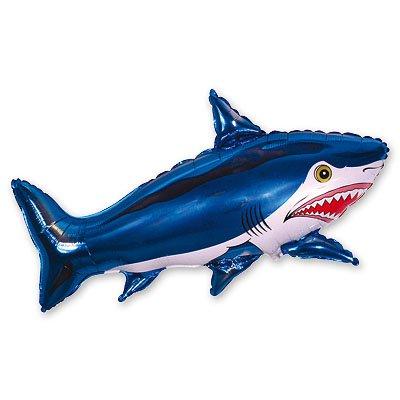 Мини Фигура Акула синяя 1206-0271
