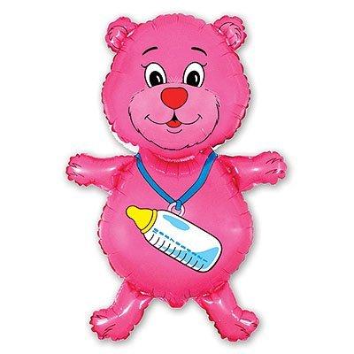 Мини Фигура Медвежонок девочка 1206-0274