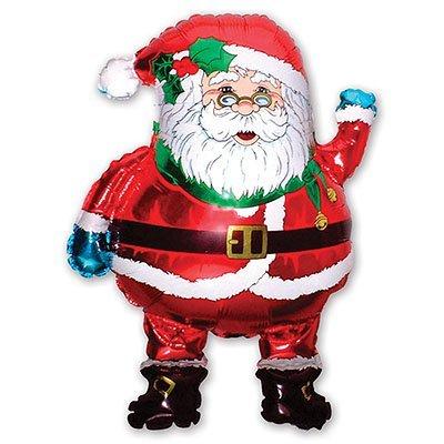 Мини Фигура Новый год - Дед Мороз 1206-0420