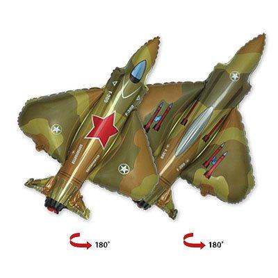 Шар Мини фигура Истребитель милитари 1206-0500