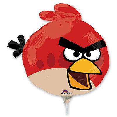 Мини-фигура Angry Birds Красная Птица 1206-0572