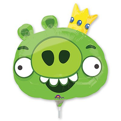 Мини-фигура Angry Birds Король Свиней 1206-0573