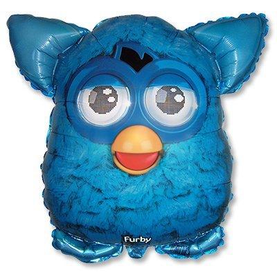 Фигура мини Фёрби голубой 1206-0720