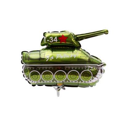 Мини фигура Танк Т-34 1206-0919