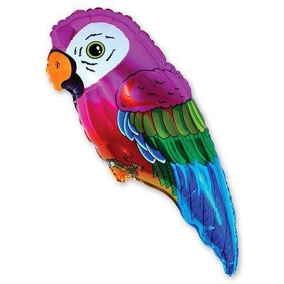 Шар фигура Попугай 1207-0381