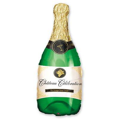 Шар фольгированный шампанское 1207-0503