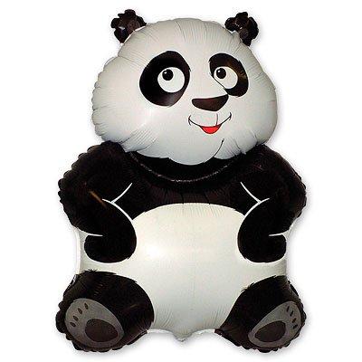 Фольгированный шар панда 1207-1044