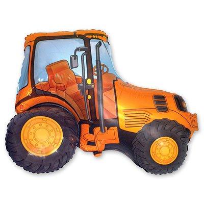 Фольгированный шар трактор 1207-1132