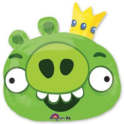 Фигура Angry Birds Король Свиней, 58 см 1207-1490