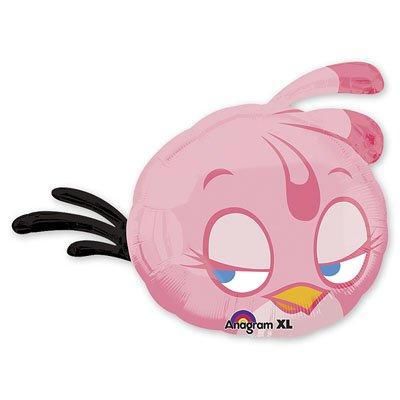 Шар-фигура Angry Birds Розовая Птица 1207-1555