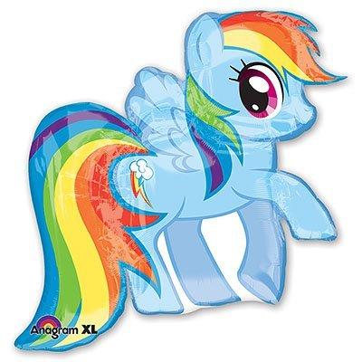 Шар ФИГУРА/P35 My Little Pony радужная 1207-1774