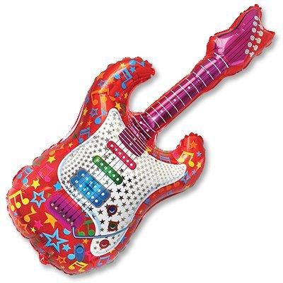 Шар фольгированный гитара 1207-1853