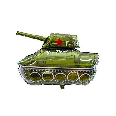 Шар фигура РУС Танк Т-34 1207-1856