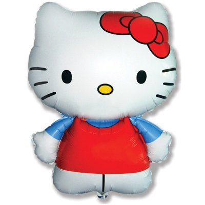 Шар фигура Hello Kitty 1207-1998