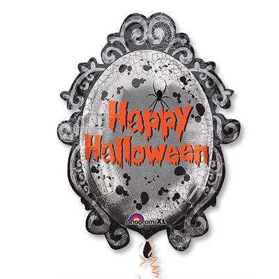 Шар фигура Зеркало Хеллоуин 1207-2030