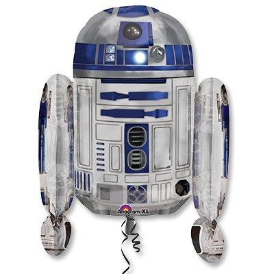 Шар-фигура Звёздные Войны R2D2 1207-2035