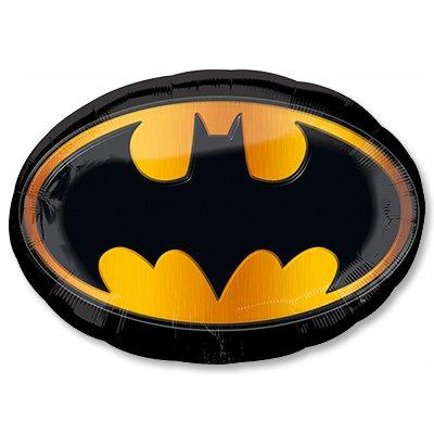 Шар фигура Бэтмен эмблема 1207-2763
