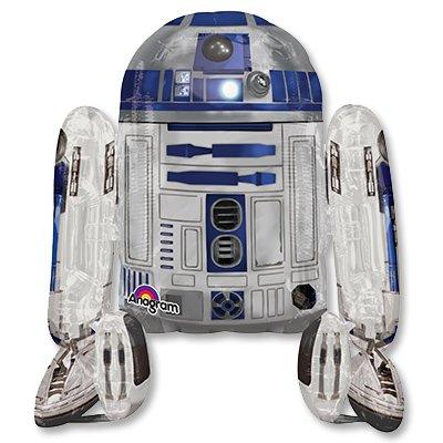 """Ходячая фигура """"Звёздные Войны"""" Робот R2D2 1208-0355"""