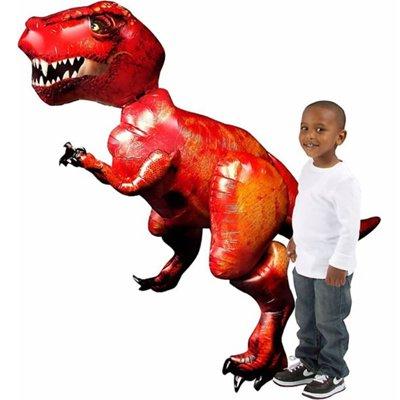 Шар ходячий Тираннозавр, ненадутый 1208-0373