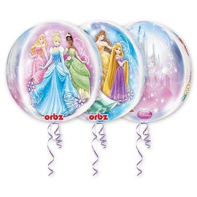 "Шар 3D СФЕРА 16"" Принцесса 1209-0027"