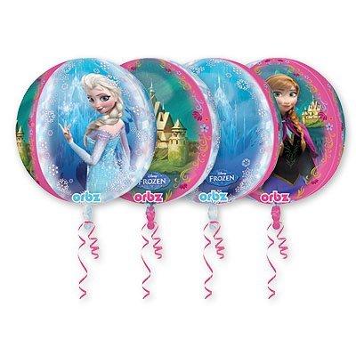 "Шар 3D СФЕРА 16"" Frozen G40 1209-0119"