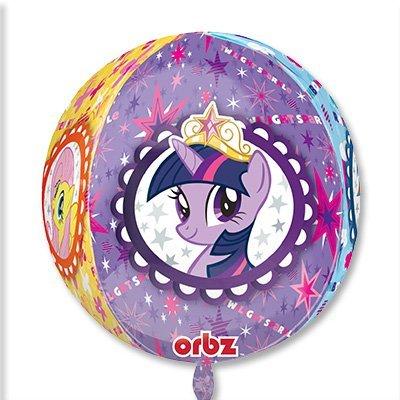 "Шар 3D СФЕРА 16"" My Little Pony 1209-0121"