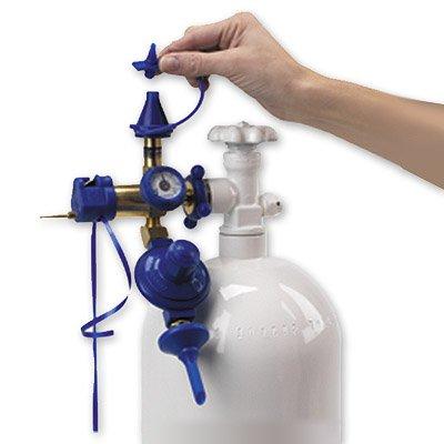 Оборудование для накачки шаров гелием 1301-0036