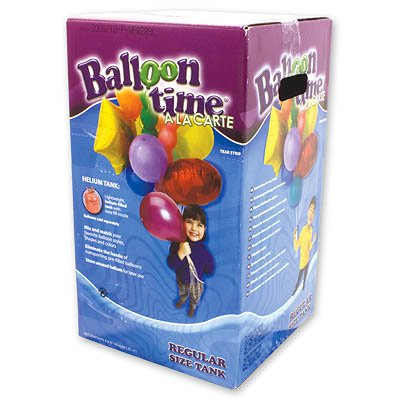 Портативный гелий для шариков 1301-0100