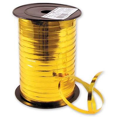 Лента металлизированая золотая 1302-0088
