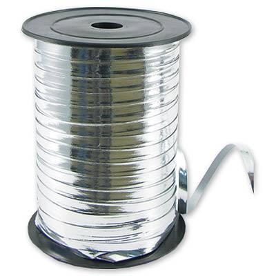 Лента металлизированная серебряная 1302-0090