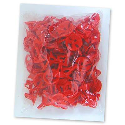 Розетка универсальная Красная 1302-0188