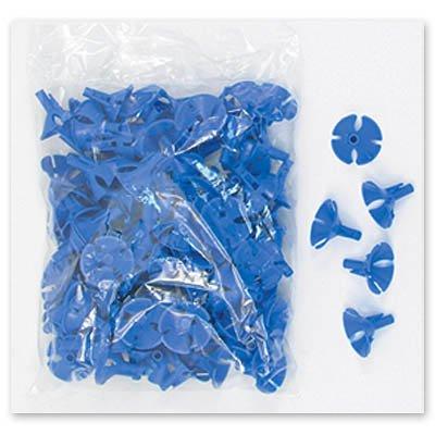 Розетка универсальная Синяя 1302-0189