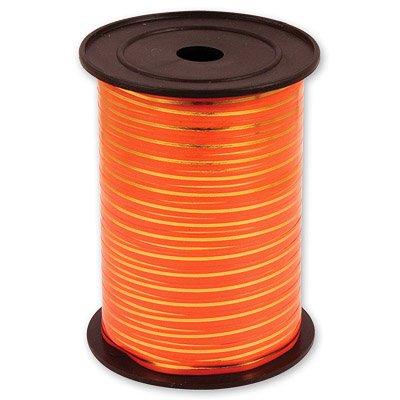 Лента с зол полосой 5ммХ230м оранжевая 1302-0330
