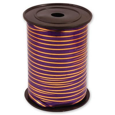 Лента с зол полосой 5ммХ230м фиолетовая 1302-0346