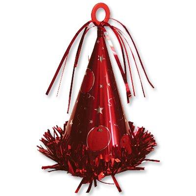 Грузик для шара Колпак красный, 170 гр 1302-0664