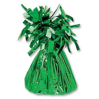 Грузик для шара Конус зеленый, 196 гр 1302-0697