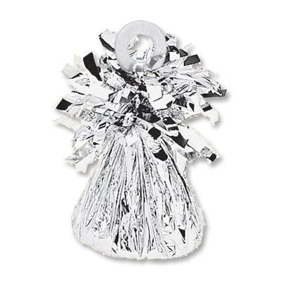Грузик для шара Конус серебряный, 196 гр 1302-0700