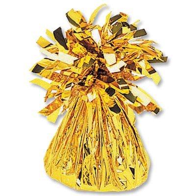 Грузик для шара Конус золотой, 196 гр 1302-0701