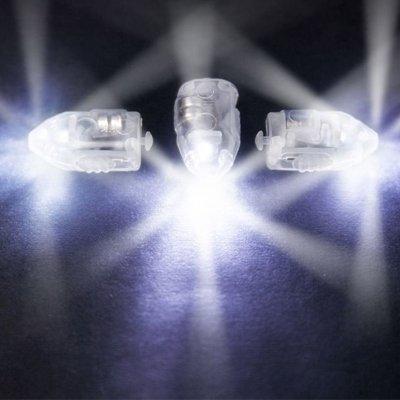 Светодиоды для шара 1D, белые, 10 штук 1302-0939