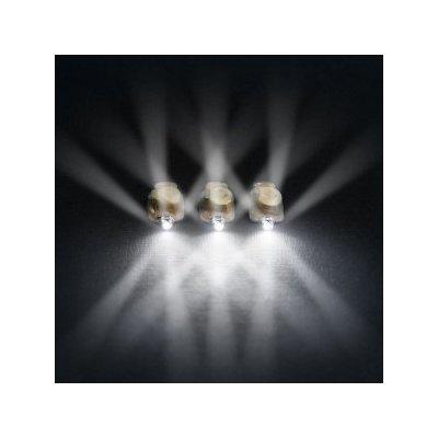 Светодиоды для шара 3D, белый, 10 штук 1302-0941