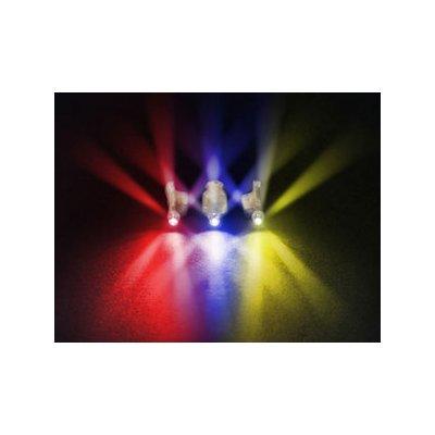 Светодиоды для шара 3D, RGB, 10 штук 1302-0942