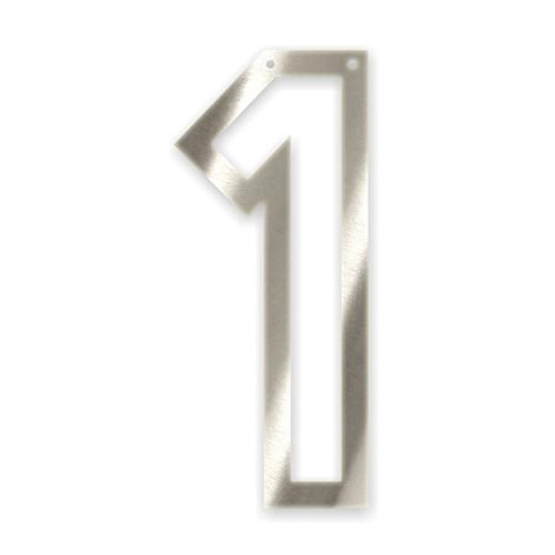 Акриловая подвеска для растяжки 1, серебро
