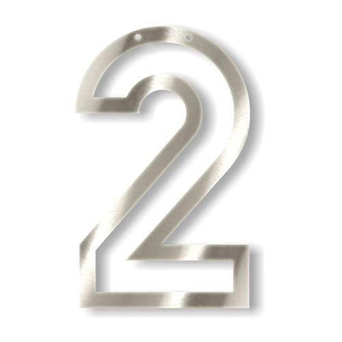 Акриловая подвеска для растяжки 2, серебро