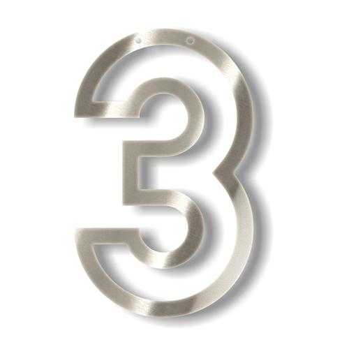 Акриловая подвеска для растяжки 3, серебро