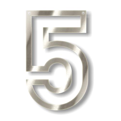 Акриловая подвеска для растяжки 5, серебро