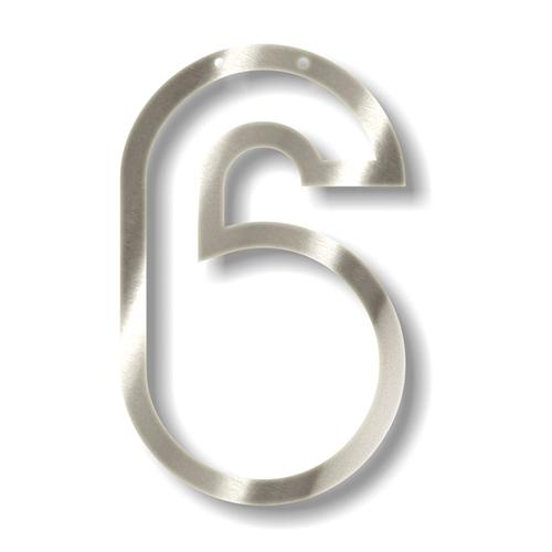 Акриловая подвеска для растяжки 6, серебро