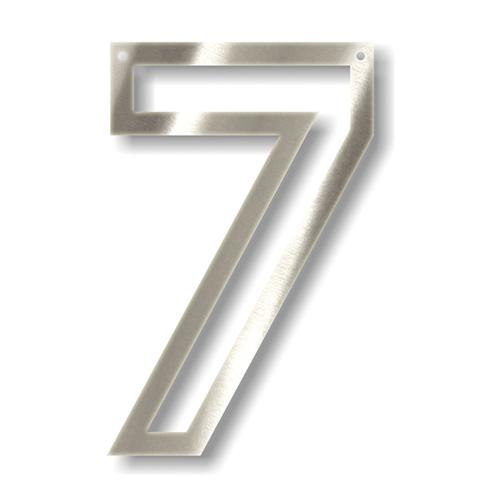Акриловая подвеска для растяжки 7, серебро