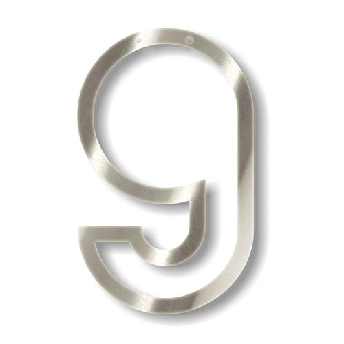 Акриловая подвеска для растяжки 9, серебро
