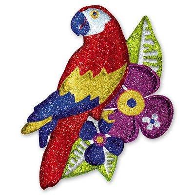 Баннер Попугай блестящий 1401-0142