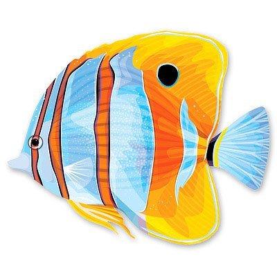 Баннер Рыбка полосатая, 38 см 1401-0148